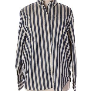 Madewell XL Button Down Blouse NWT $79